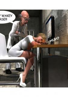 Holly's Freaky Encounters- Night Shift Nurse image 30
