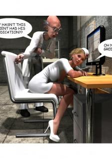 Holly's Freaky Encounters- Night Shift Nurse image 31