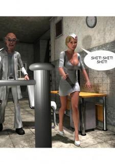 Holly's Freaky Encounters- Night Shift Nurse image 32