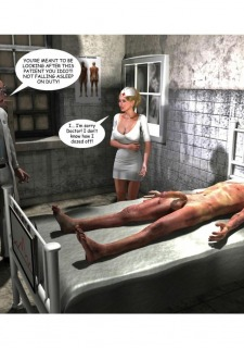 Holly's Freaky Encounters- Night Shift Nurse image 35