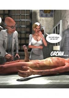 Holly's Freaky Encounters- Night Shift Nurse image 36