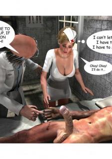 Holly's Freaky Encounters- Night Shift Nurse image 37