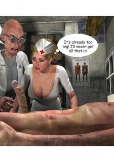 Holly's Freaky Encounters- Night Shift Nurse image 38