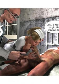 Holly's Freaky Encounters- Night Shift Nurse image 40