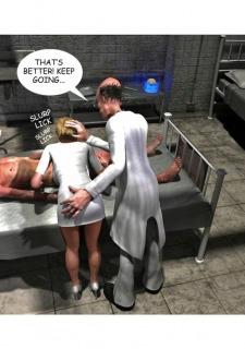 Holly's Freaky Encounters- Night Shift Nurse image 43