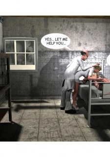 Holly's Freaky Encounters- Night Shift Nurse image 44