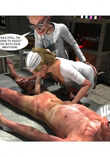 Holly's Freaky Encounters- Night Shift Nurse image 45