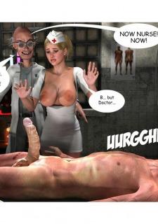 Holly's Freaky Encounters- Night Shift Nurse image 48