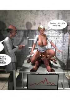 Holly's Freaky Encounters- Night Shift Nurse image 51