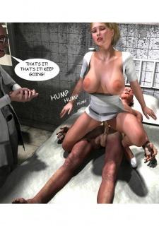 Holly's Freaky Encounters- Night Shift Nurse image 56