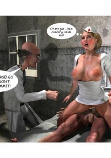 Holly's Freaky Encounters- Night Shift Nurse image 57