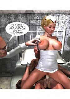 Holly's Freaky Encounters- Night Shift Nurse image 60