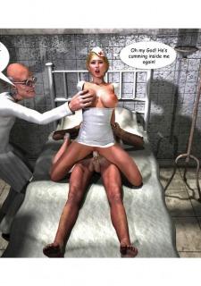 Holly's Freaky Encounters- Night Shift Nurse image 63