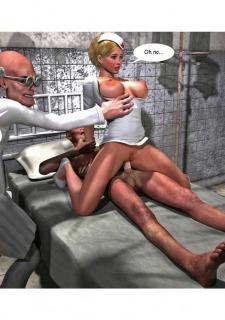 Holly's Freaky Encounters- Night Shift Nurse image 70