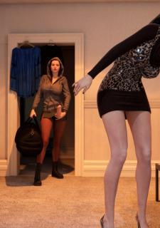 Home Invasion- Jade and Chezara image 20