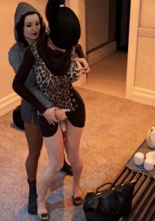 Home Invasion- Jade and Chezara image 24
