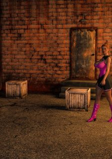 Horny Goblins 1-Naive Cheerleader, 3DSimon image 5