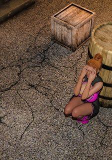 Horny Goblins 1-Naive Cheerleader, 3DSimon image 16