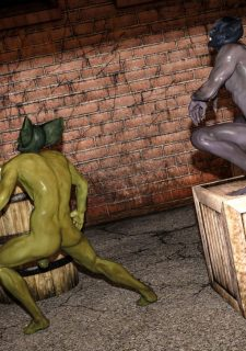 Horny Goblins 1-Naive Cheerleader, 3DSimon image 25