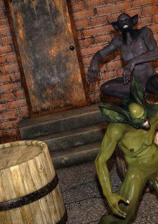 Horny Goblins 1-Naive Cheerleader, 3DSimon image 26