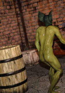 Horny Goblins 1-Naive Cheerleader, 3DSimon image 27