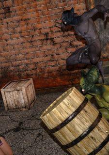 Horny Goblins 1-Naive Cheerleader, 3DSimon image 28