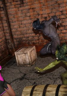 Horny Goblins 1-Naive Cheerleader, 3DSimon image 29