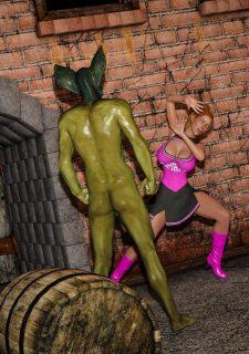 Horny Goblins 1-Naive Cheerleader, 3DSimon image 33