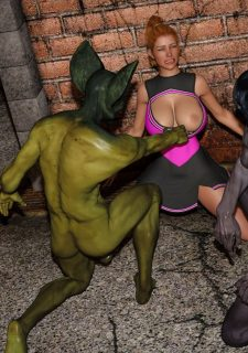 Horny Goblins 1-Naive Cheerleader, 3DSimon image 40