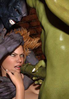 Horny Goblins 1-Naive Cheerleader, 3DSimon image 64