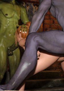 Horny Goblins 1-Naive Cheerleader, 3DSimon image 70