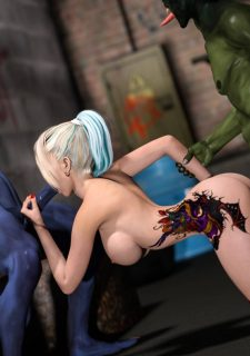 Horny Goblins 2- No Way Out,3DSimon image 53