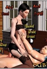 Hot daughter in law- Dubhgilla image 19