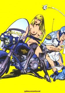 The Boomerang-Hot Lips porn comics 8 muses