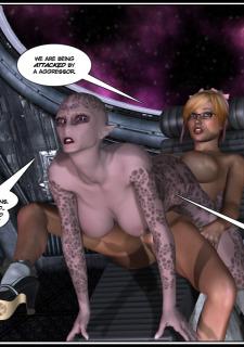 Android No. 2 Fantasy porn comics 8 muses