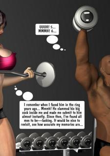 Huge Tits-Paul Dancing Fitness Sex image 21