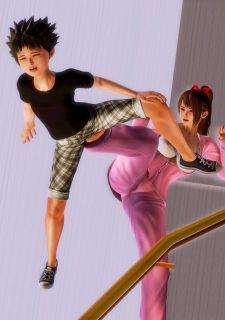 Immoral Family Scene 1- Illusion image 33