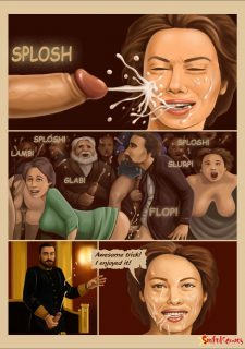 Illusions- Sinful Celebs porn comics 8 muses