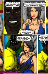 Owned- Illustrated interracial image 12