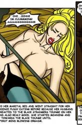Owned- Illustrated interracial image 22