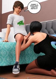 Incest story – Aunt- Icstor image 14
