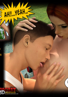 Incest3DChronicles- Ranch The Twin Roses. Part 2 image 38