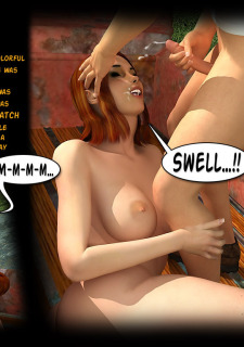 Incest3DChronicles- Ranch The Twin Roses. Part 2 image 46