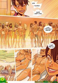 Innocent Dickgirls- Christine Ibiza image 4
