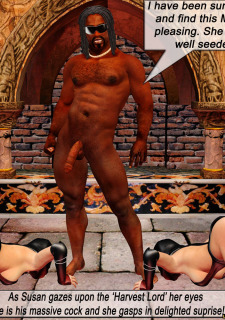 Interracial3DHardcore-Harvest Maiden UncleSickey image 09