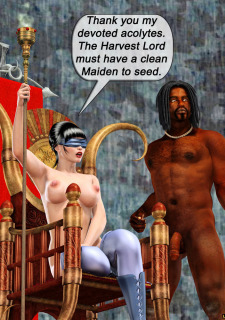 Interracial3DHardcore-Harvest Maiden UncleSickey image 20