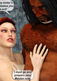 Interracial3DHardcore-Harvest Maiden UncleSickey image 25