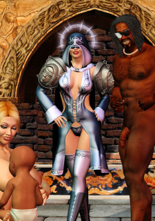 Interracial3DHardcore-Harvest Maiden UncleSickey image 50