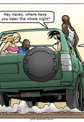 African Adventures- Interracial image 21