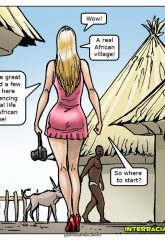 African Adventures- Interracial image 37